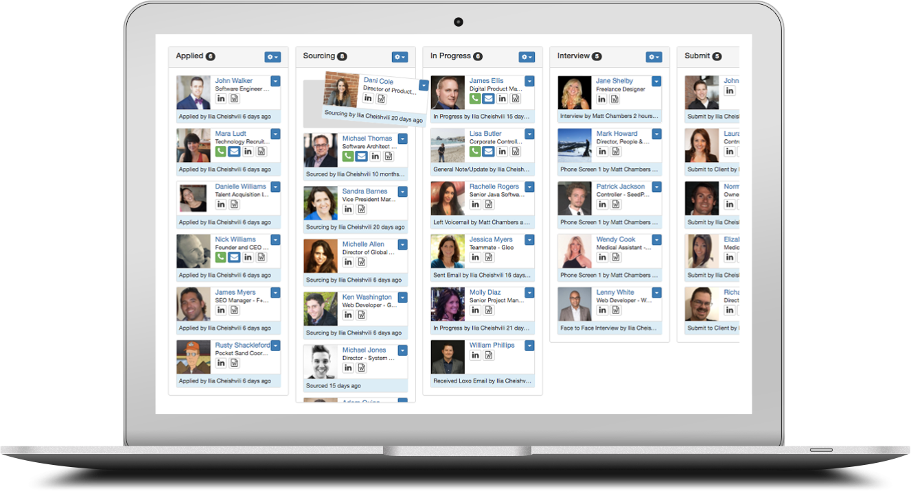 Loxo Executive Search Software And Recruiting Ats Crm