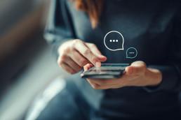 text recruiting software